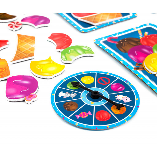 Magnetspiel «Eis»