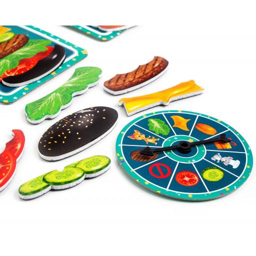 Magnetspiel «Burger»