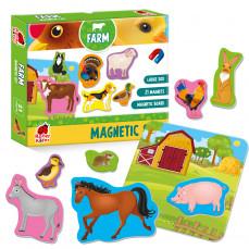 Magnetfiguren Set  «Bauernhof»