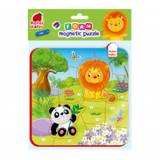Foam Baby Magnetpuzzles «Zoo»