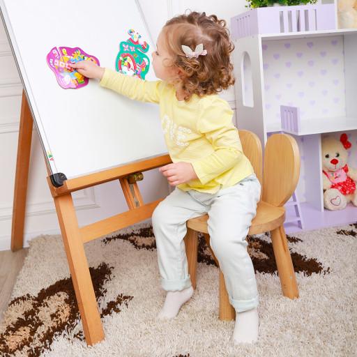 Weiche Baby Magnetpuzzles «Löwe-Nilpferd»