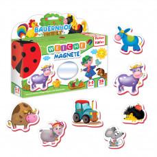 Magnetfiguren Set für Kleinkinder «Bauernhof»