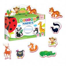 Magnetfiguren Set für Kleinkinder «Zoo»
