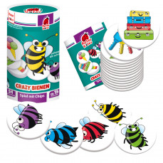 Brettspiel «Crazy Bienen»